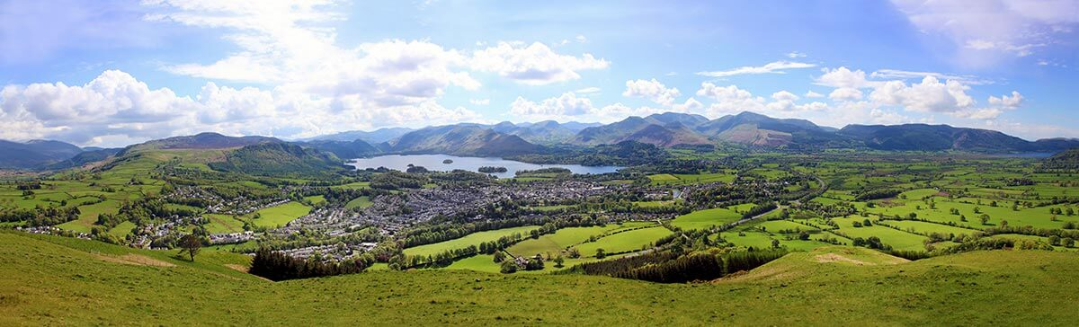 lake district keswick accommodation